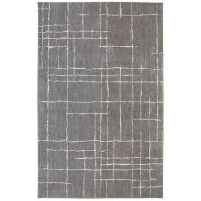 Berkshire American Craftsmen Chatham Grey Area Rug - 10' x 14' - AllModern