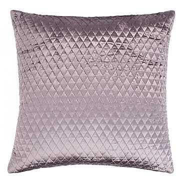 Avalon Pillow-Amethyst-22'-down insert - Z Gallerie