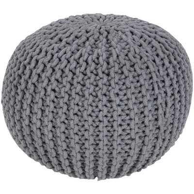 Roosendaal Sphere Pouf Ottoman - Wayfair