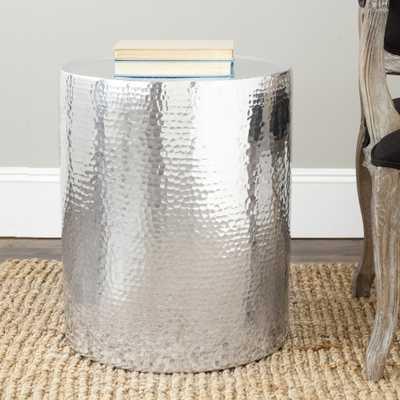 Safavieh Polonium Silver Table - Overstock