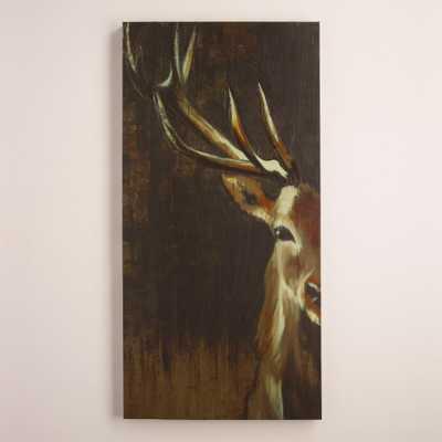 """Deer"" by Liz Jardine - World Market/Cost Plus"