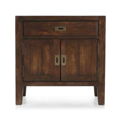 Morris Nightstand - Crate and Barrel