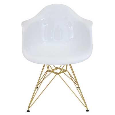 Neo Flair Arm Chair - AllModern