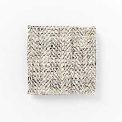 Fabric By The Yard - Herringbone Tweed - West Elm
