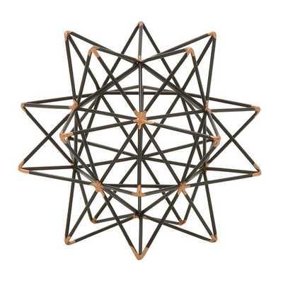 Wire Star Sculpture - AllModern
