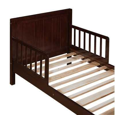 Dorel Toddler Panel Bed - Wayfair