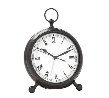 Pocket Watch Clock - Medium - Pottery Barn