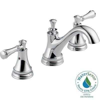 Silverton 8 in. Widespread 2-Handle Bathroom Faucet - Home Depot