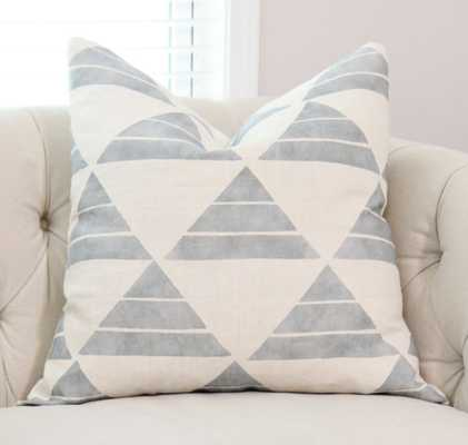 Zak and Fox Designer Uroko Pillow - insert not included - Etsy
