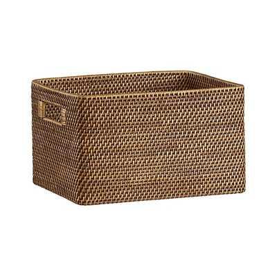 Sedona Honey Small Tote - Crate and Barrel