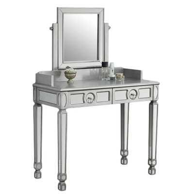 Vanity with Mirror - Wayfair