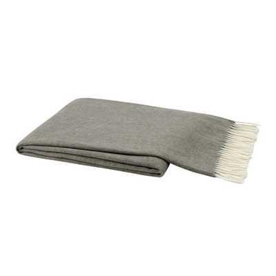 Italian Capri Tweed Throws - AllModern