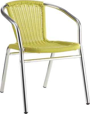 Rex green chair - CB2
