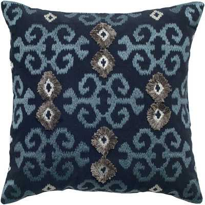 "Alisa Pillow Cover - 18"" H x 18"" W - Wayfair"