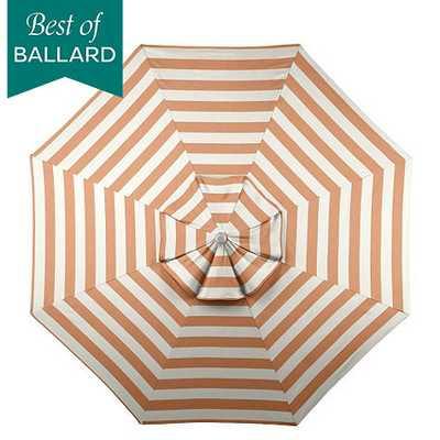 9' Auto Tilt Umbrella - Ballard Designs