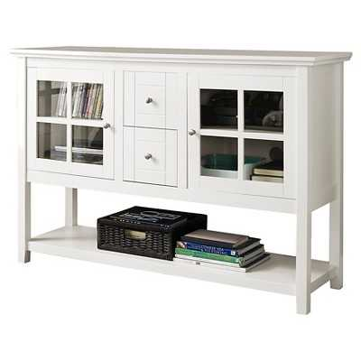 Walker Edison Console Table TV Stand - Target