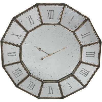 Langton Wall Clock by A&B Home Group, Inc - Wayfair