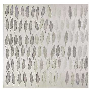 Trace of Feathers - 48x48, Unframed - Z Gallerie