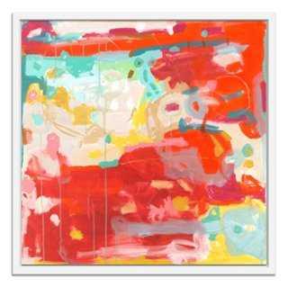"Michelle Armas, Agatha-24"" x 24""-Framed - One Kings Lane"