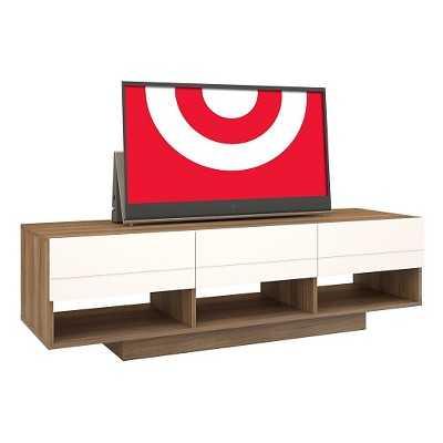 "Sequence 3 Drawer TV Stand 60"" - Nexera - Target"
