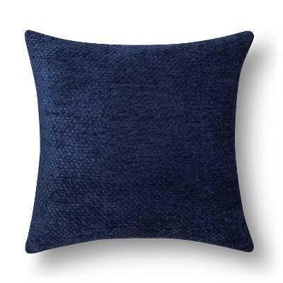 "Westfield Chenille Toss Pillow – Navy - 14"" x 20"" - Polyester fill - Target"