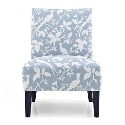 Monaco Bardot Slipper Chair - Wayfair