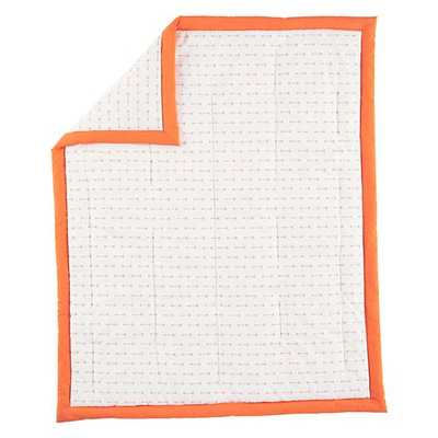Iconic Baby Quilt (Arrow) - Land of Nod