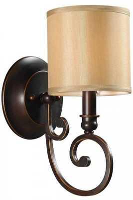 RUE MAISON 1-LIGHT WALL SCONCE - Home Decorators