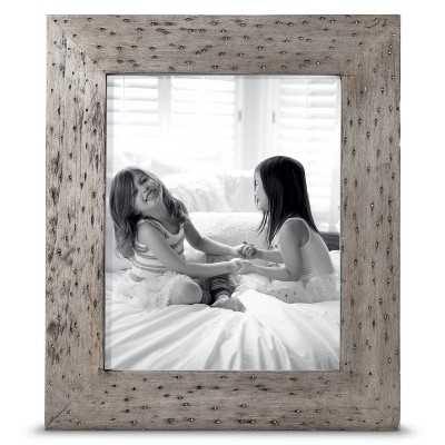Rustic Wood Frame - Silver 8x10 - Target