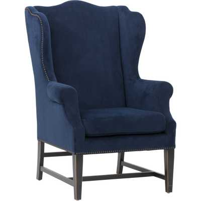 Theory Wing Chair - High Fashion Home