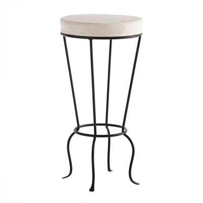 French Cafe Bar Stool - Wisteria