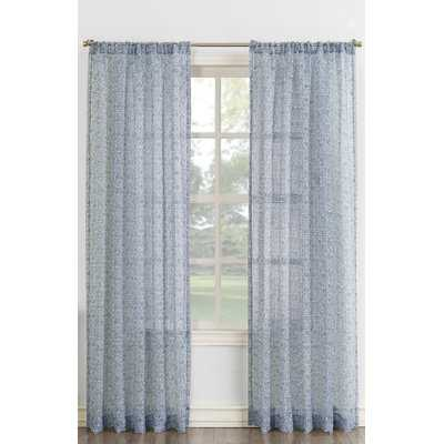 "Sancho Curtain Panel - 84"" L x 54"" W - Wayfair"