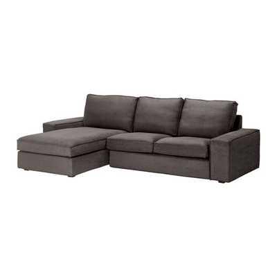 KIVIK Loveseat and chaise - Ikea