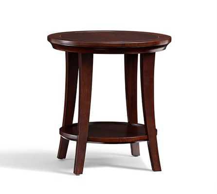 Metropolitan Round Side Table - Pottery Barn