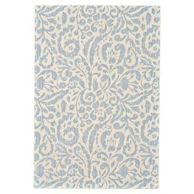 john f. by Feizy Milton Soft Power-Loomed Area Rug - Mist (10'x14') - Target
