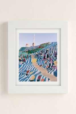 Kevin Russ Salvation Staircase Art Print - Urban Outfitters