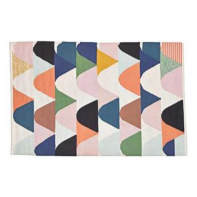 5 x 8' Curvature Rug - Land of Nod