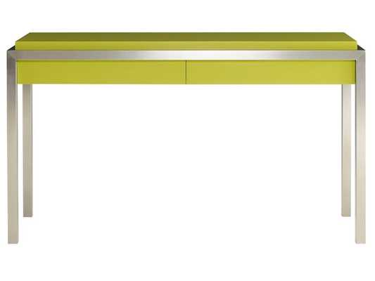 MOZAMBIQUE CONSOLE TABLE - Curated Kravet
