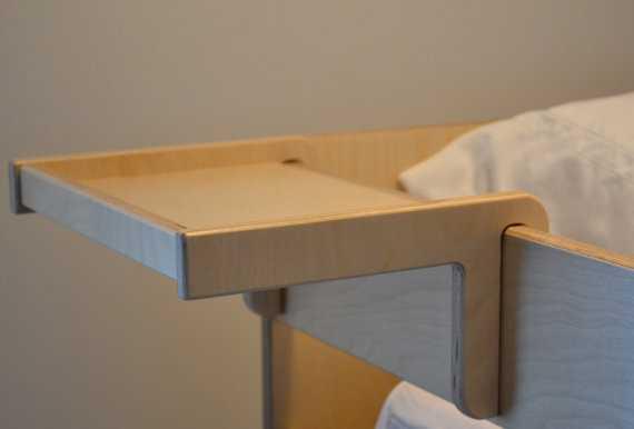 Bunk bed shelf - Etsy