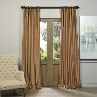 "Sagunto Single Curtain Panel - 84"" L x 50"" W - Wayfair"