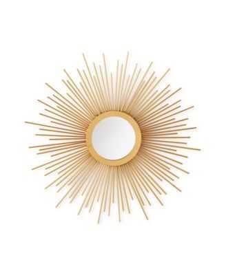 Home Design Studio Small Sunburst Mirror - Macys