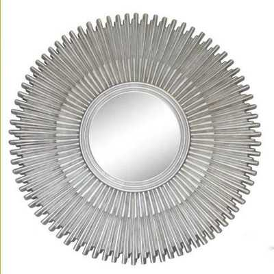 Sunburst Wall Mirror - Wayfair