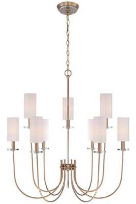 MONROE CHANDELIER- 9 Light - Home Decorators