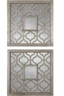 SORBOLO SQUARE MIRROR - Home Decorators