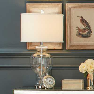 Bridgewater Glass Table Lamp - Birch Lane