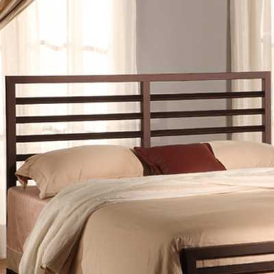 Adjustable Metal Headboard - Wayfair