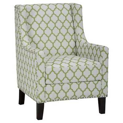 Jeanie Persimmon Accent Chair - Jofran Inc. - Target