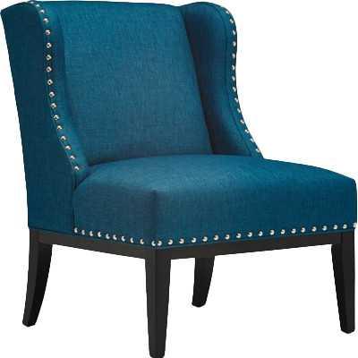 Cheery Slipper Chair - Wayfair