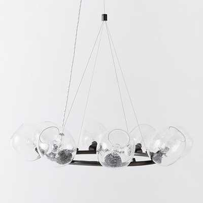 Eclipse Chandelier - Halo - West Elm