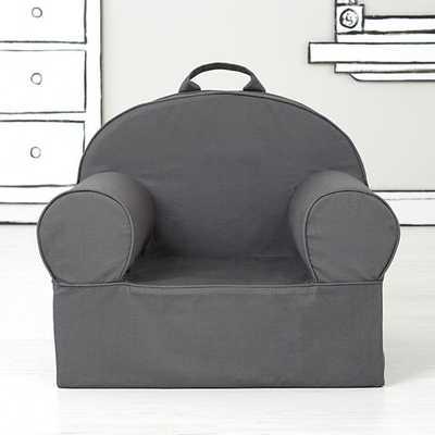 Grey Nod Chair - Land of Nod